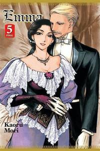 Emma Omnibus Graphic Novel 05 (HC)