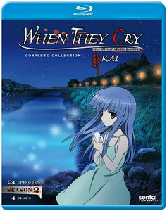 When They Cry Kai Blu-ray (Season 2)
