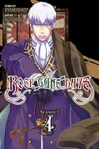 Rose Guns Days Season 1 Manga 04