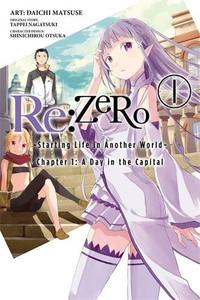 Re:Zero -Starting Life in Another World 1 - Manga 01
