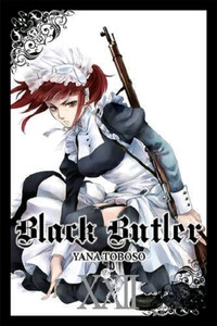 Black Butler Graphic Novel 22