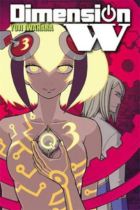 Dimension W Graphic Novel 03