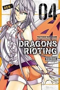 Dragons Rioting Graphic Novel 04