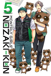 Monthly Girls' Nozaki-kun Graphic Novel 05