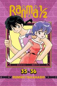 Ranma 1/2 Omnibus Graphic Novel Vol. 18