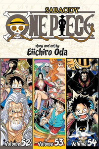 One Piece Graphic Novel Omnibus 18