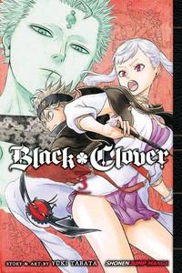 Black Clover Graphic Novel 03