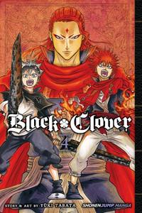 Black Clover Graphic Novel 04