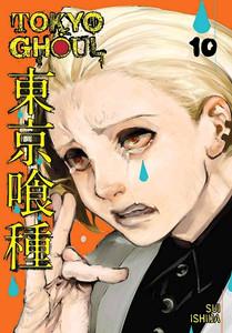 Tokyo Ghoul Graphic Novel Vol. 10