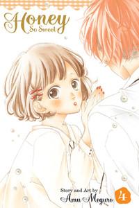 Honey So Sweet Graphic Novel Vol. 04