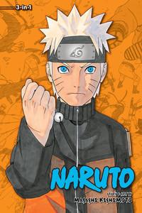 Naruto Graphic Novel Omnibus 16
