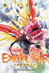 Twin Star Exorcists: Onmyoji Graphic Novel 06