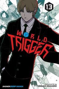 World Trigger Graphic Novel 13