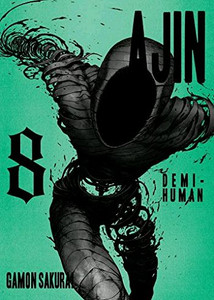 Ajin: Demi-Human Graphic Novel 08