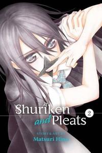 Shuriken and Pleats Graphic Novel 02