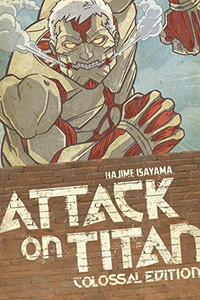 Attack on Titan Colossal Edition Vol. 3