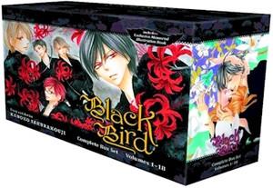 Black Bird Graphic Novel Box Set