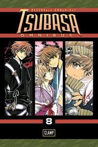 Tsubasa: RESERVoir CHRoNiCLE Omnibus GN 08
