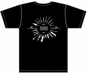 Final Fantasy Dissidia Babydoll T-Shirt