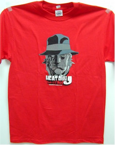 Heat Guy J - Reflective Face T-Shirt #2016 (R