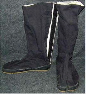 Ninja Tabi (Black)