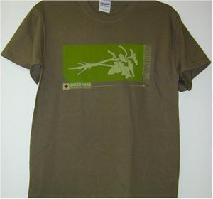 Resident Evil T-Shirt Green Herb (Green)