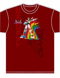 Voltron T-Shirt Kanji (Cardinal Red)