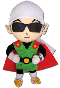 Dragon Ball Z Plush Doll - Great Saiyanman