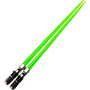 Star Wars Chopsticks - Yoda Lightsaber