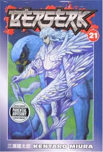 Berserk Graphic Novel Vol. 21
