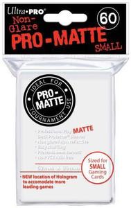 Ultra Pro Pro-Matte Sleeves Small (60) - White