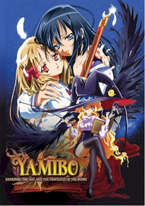 Yamibo: Darkness, The Hat, and Travelers of the Books DVD