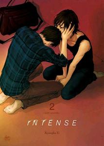 Intense Graphic Novel 02: Soft Sounds