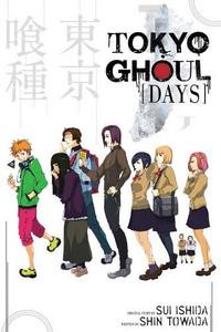 Tokyo Ghoul Novel: Days