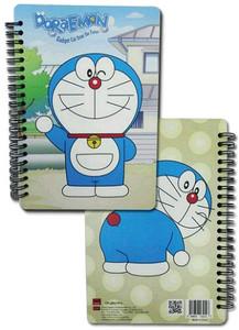 Doraemon Spiral Notebook
