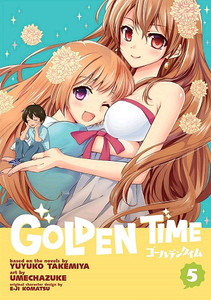 Golden Time Graphic Novel 05