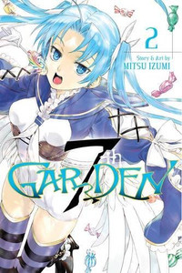 7th Garden Graphic Novel Vol. 02