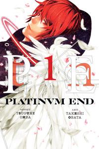 Platinum End Graphic Novel 01