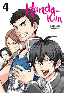 Handa-kun Graphic Novel 04