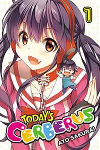 Today's Cerberus Graphic Novel 01