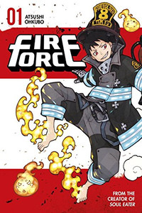 Fire Force Graphic Novel 01