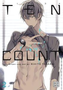 Ten Count Graphic Novel 02