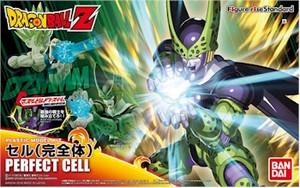 Dragon Ball Z Model Kit: Final Form Perfect Cell