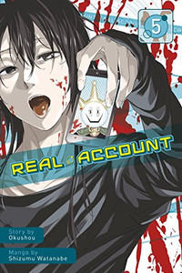 Real Account Graphic Novel 05
