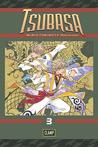 Tsubasa: WoRLD CHRoNiCLE Graphic Novel 03