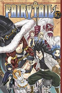Fairy Tail Graphic Novel 57