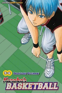 Kuroko's Basketball Omnibus Vol. 03