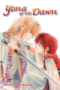 Yona of the Dawn Graphic Novel 03