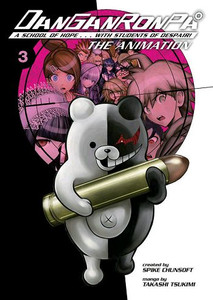 Danganronpa: The Animation Graphic Novel 03