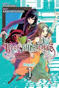 Rose Guns Days Season 2 Manga 01
